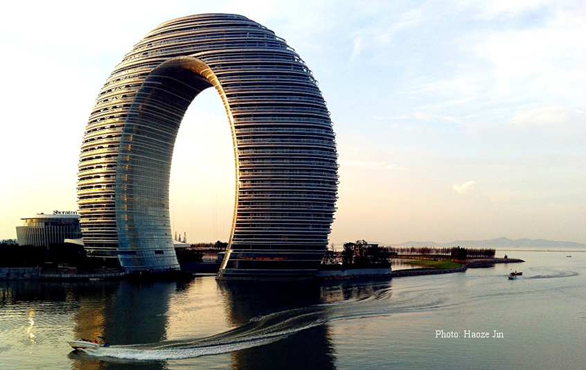 The Sheraton Huzhou Hot Spring Resort