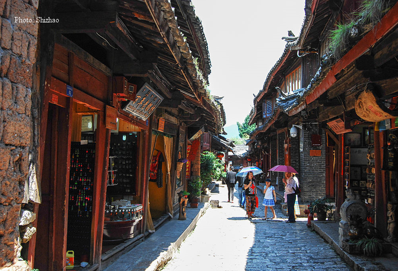 The Traditional Village of Lijiang
