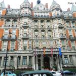 The Mandarin Oriental Hotel