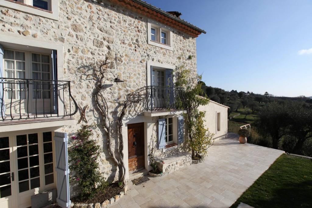 Chateauneuf-Grasse Villa