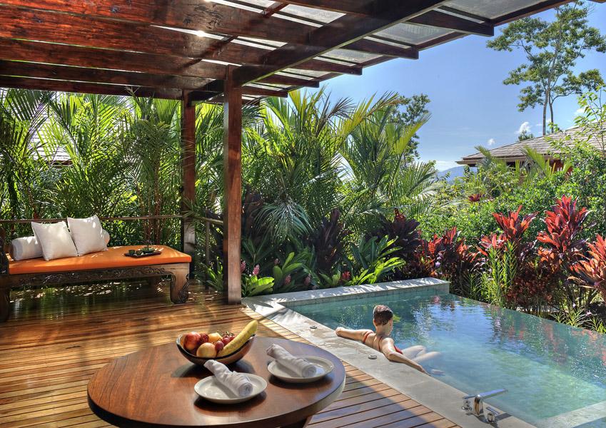 Nayara Springs Hotel - Plunge Pool