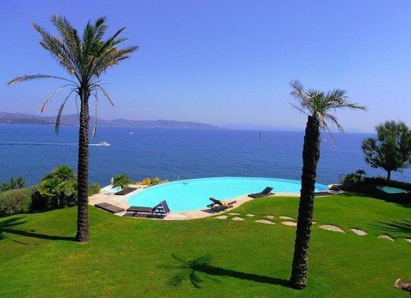 Villa Kopabana in St Tropez