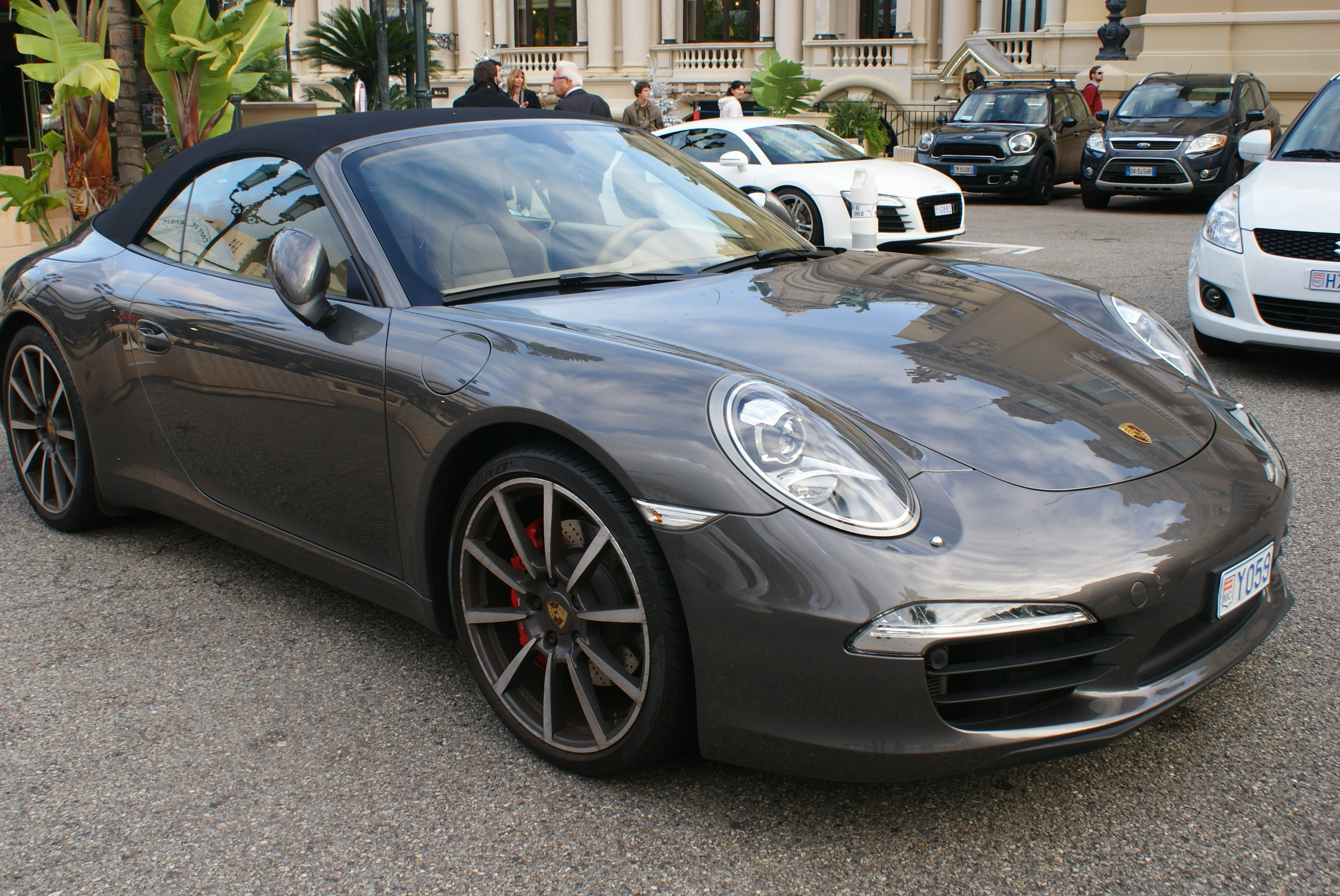 Porsche sales are on the rise in the USA