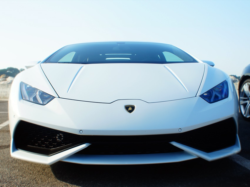 the lamborghini huracan