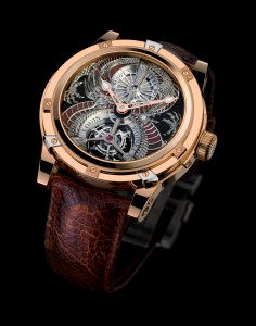 Luxury Watch by Louis Moinet- Inventor of the Chronograph
