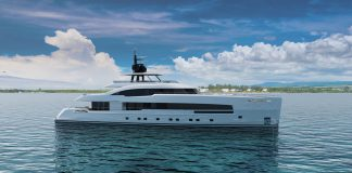 yara 44 displacement yacht by isa yachts