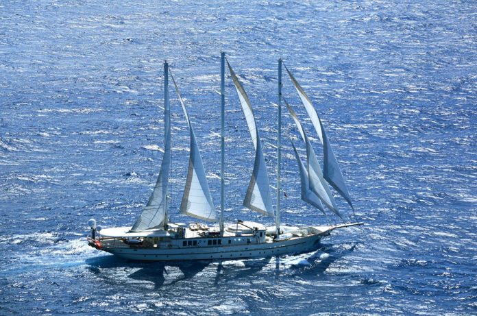 Sailing yacht charter or motor yacht charter?...that is the question...