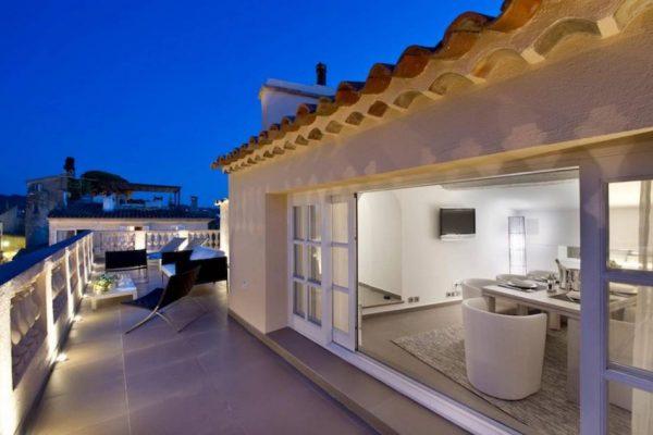 St Tropez Rental La Ponche