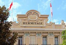 Hotel Hermitage Monaco Hotel
