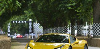Ferrari Hire UK - Nurburgring Racing Holiday