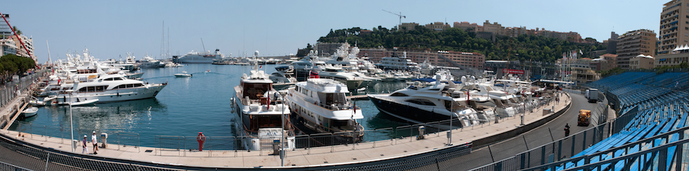 Monaco's Grand Prix 2020 - watch at a low cost