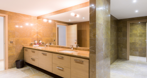 luxury Monaco apartment bathroom 3