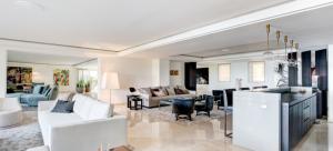 monaco luxury apartment living room