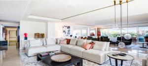 monaco luxury living room