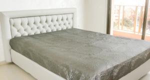 Monaco 3 room apartment bedroom