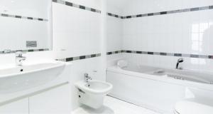 Monaco 2 room apartment bathroom