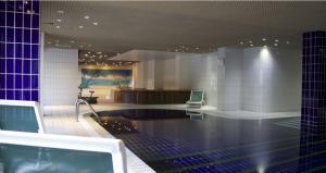 Monaco Apartment pool