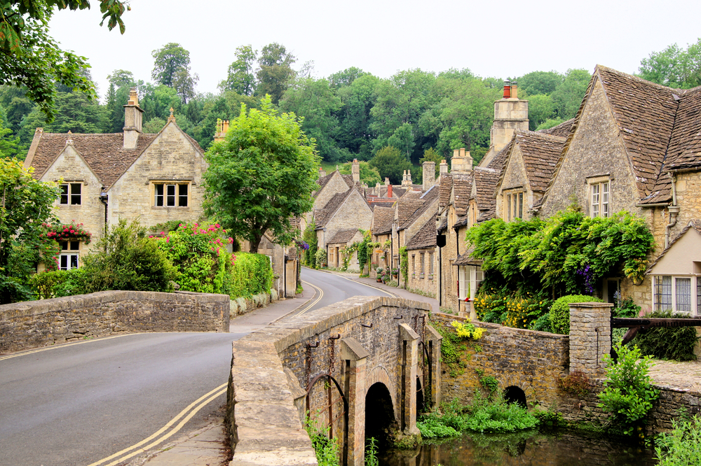 Cotswold- most scenic drive in UK