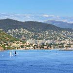 57615435 – la napoule coast, south of france