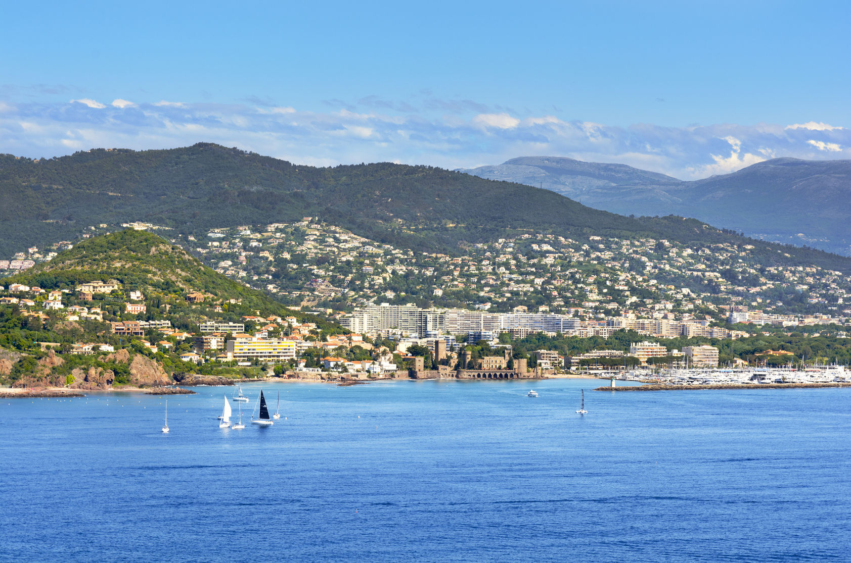 La Napoule Coast - South of France