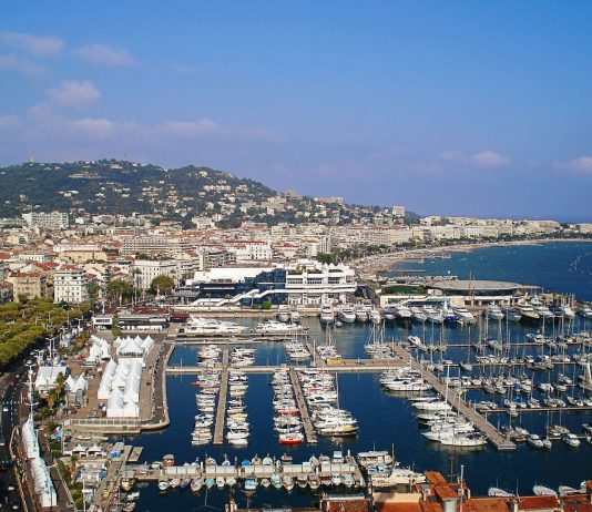 Panorama Cannes