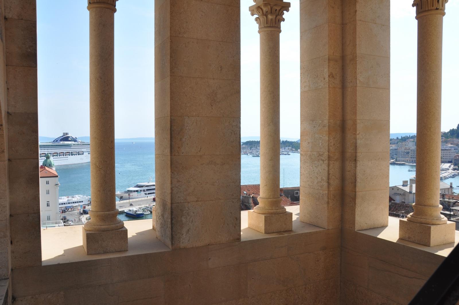 Croatia-world-heritage-sites-Spilt