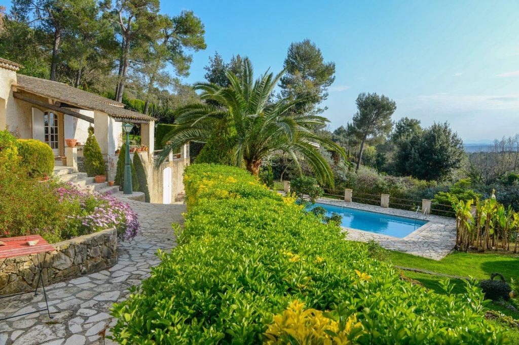 Villa de luxe à Vence