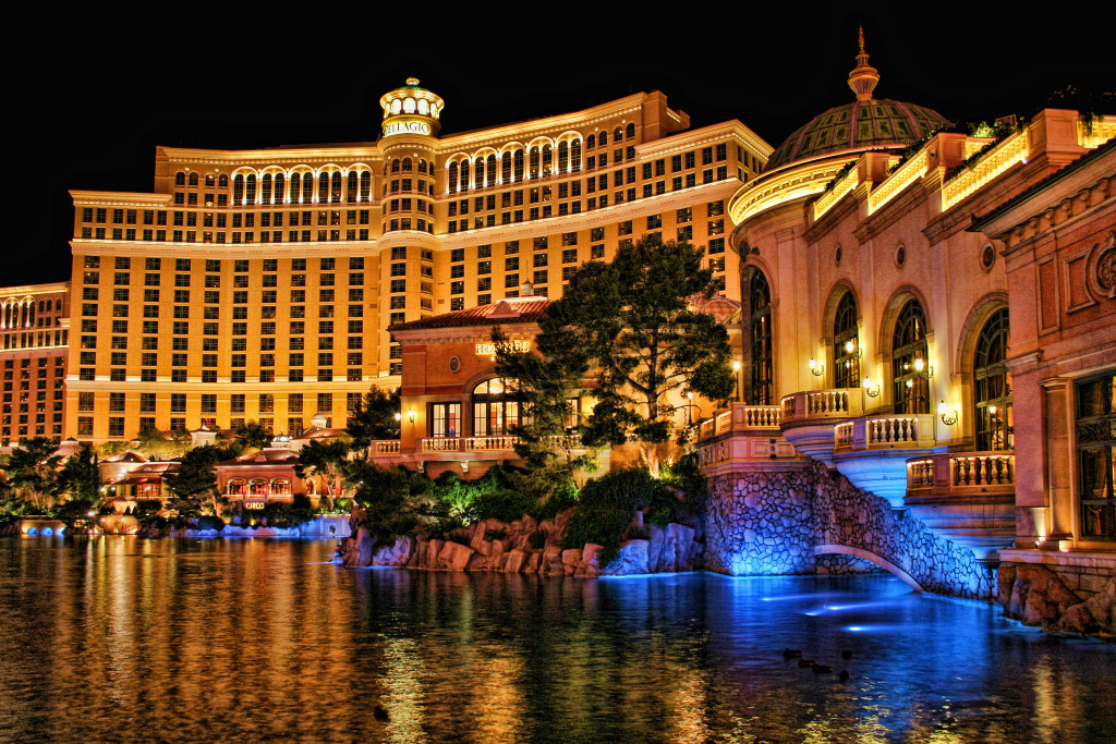 Hôtel Bellagio & Casino - Las Vegas,