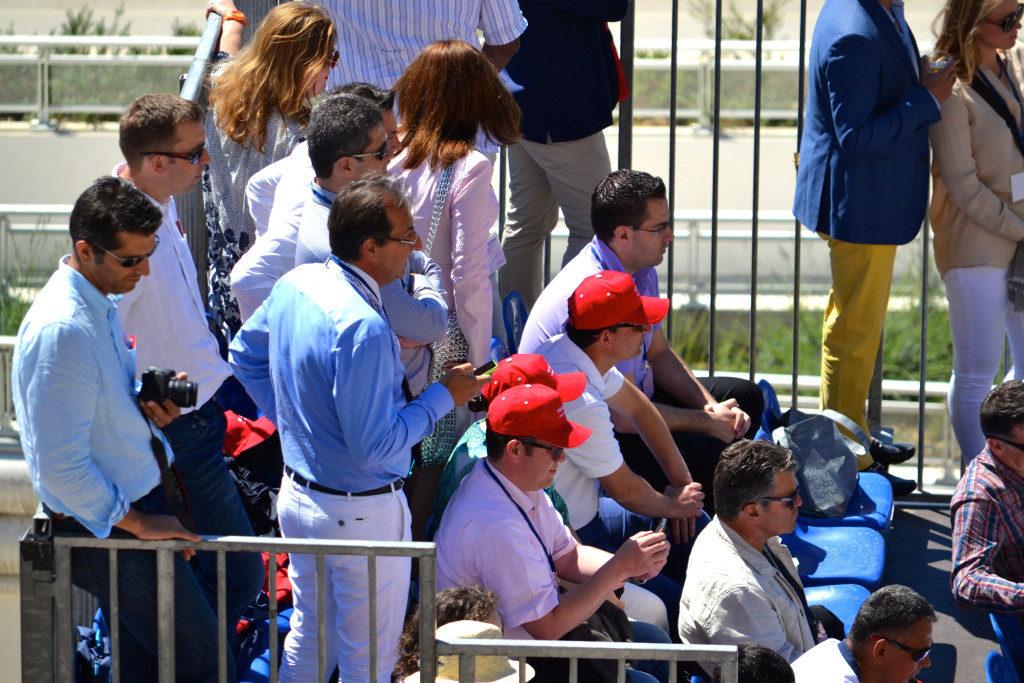 Tribunes Monaco Grand Prix