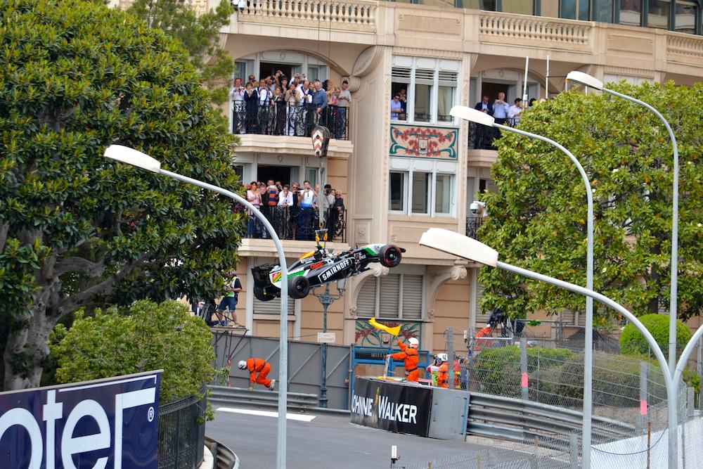 Voir le Grand Prix de Monaco