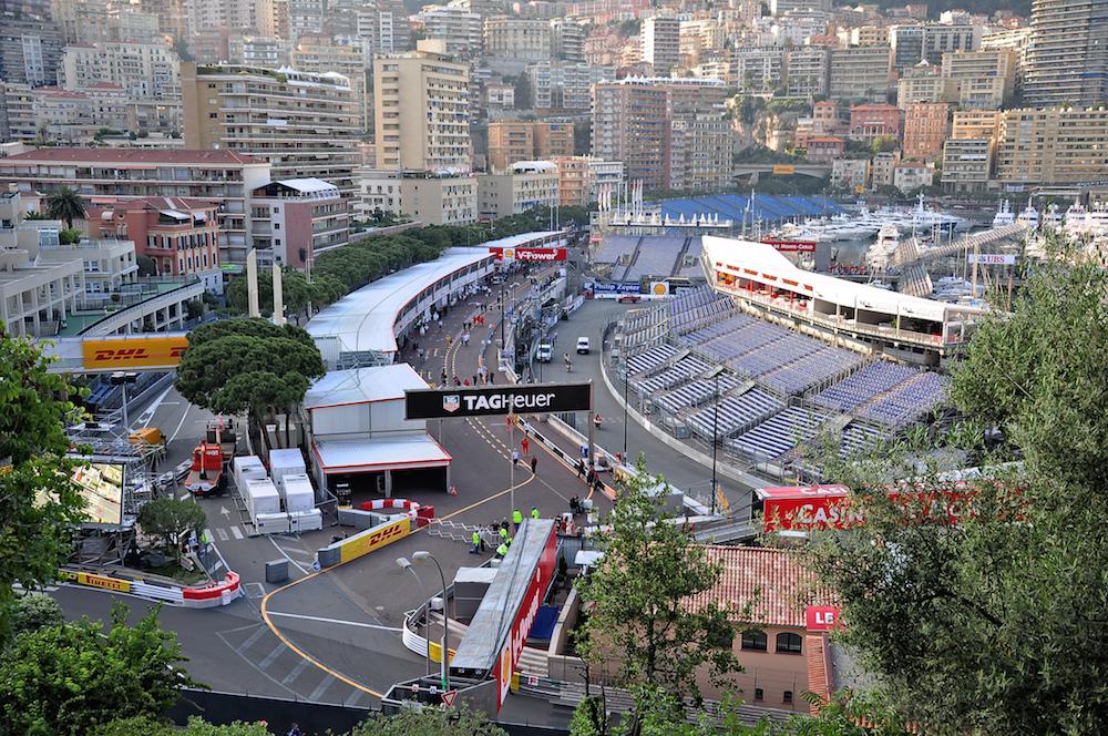 Grand Prix de Monaco - Le Rocher